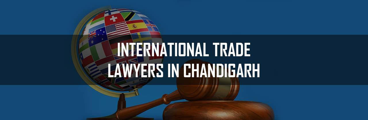 International trade lawyers in Chandigarh