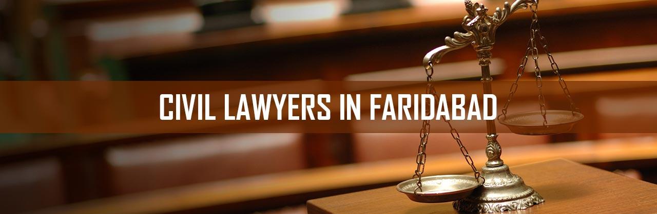 Civil Lawyers in Faridabad